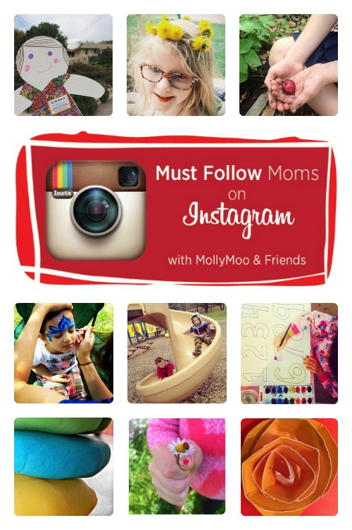 Must Follow Moms on Instagram Link Up at B-Inspired Mama
