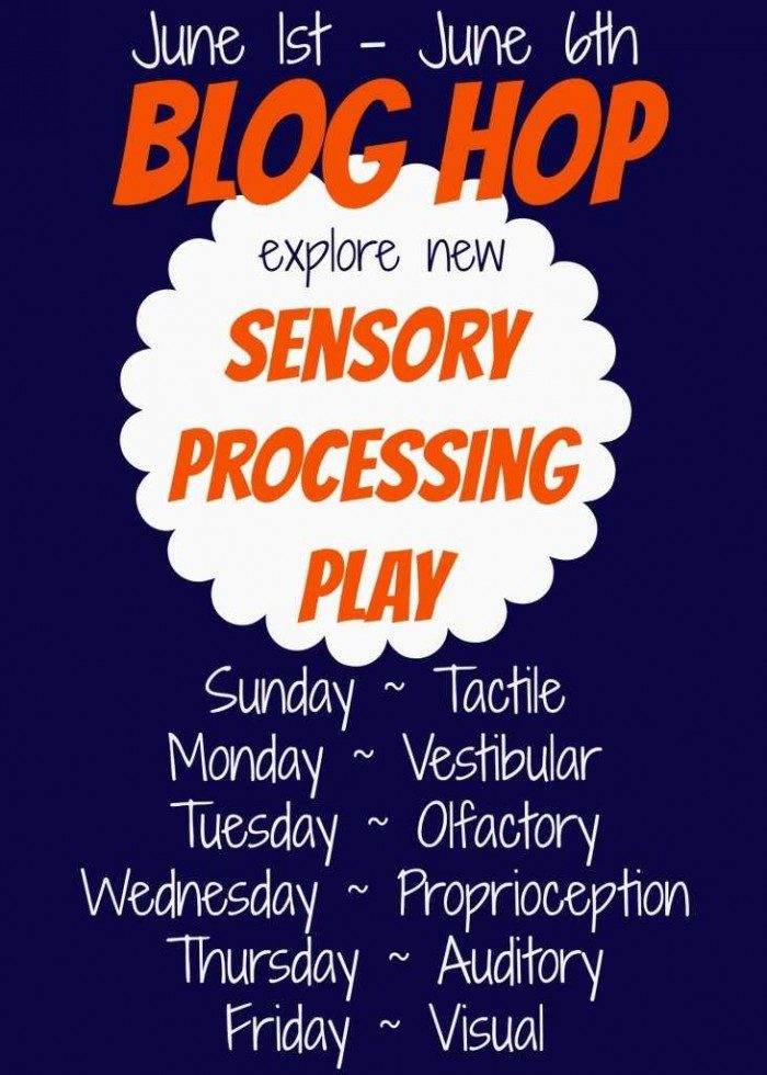 6 Days of Sensory Play Blog Hop