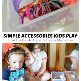 Simple Accessories Kids Play
