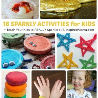 16 Sparkly Activities for Kids to Teach Your Kids About REALLY Sparkling + DASANI Sparkle Getaway Sweepstakes - #ad #SparkleWithDASANI at B-Inspired Mama