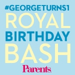 #GeorgeTurns1 Royal Birthday Bash with Parents Magazine and B-Inspired Mama