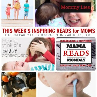 My Recommendations for Quick Reads for Moms + The Mama Reads Monday Link Party at B-Inspired Mama