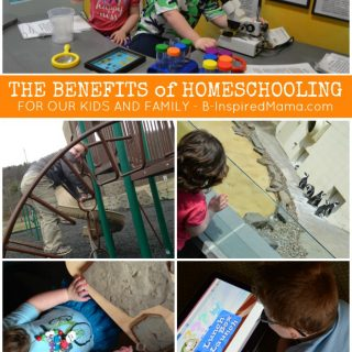 The Benefits of Homeschooling - for Us - #sponsored by #IntelAIO at B-Inspired Mama