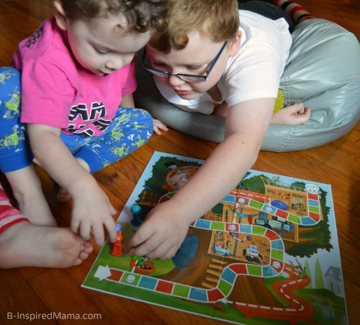 Fun for All Ages - Making Emotional Intelligence Practice Fun at B-Inspired Mama #ad #PMedia #QsRaceToTheTop