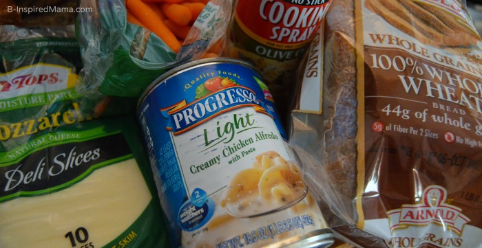 Simple Ingredients for My Favorite Quick Healthy Dinner - [#sponsored by Progresso] at B-Inspired Mama