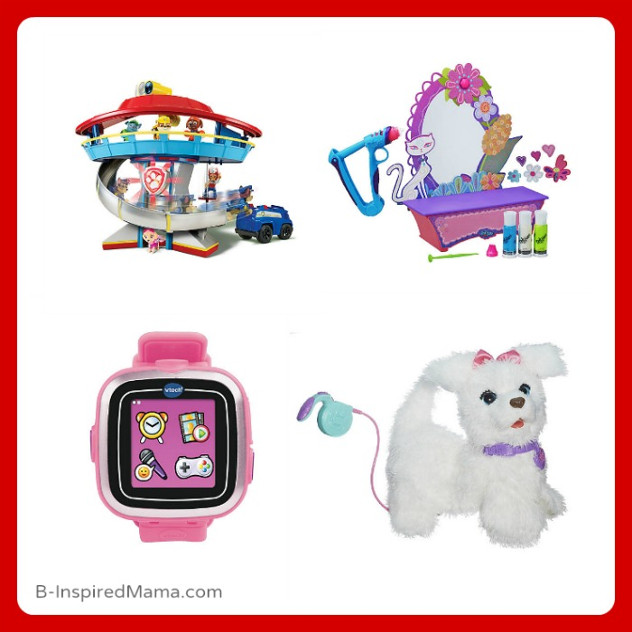 {Holiday Gift Guide 2014] Kmart's Fab 15 Toy Wishlist at B-Inspired Mama #sponsored #Fab15ToysCGC