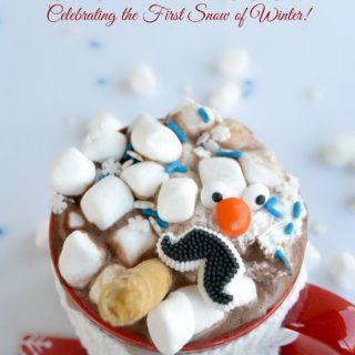 Yummy and Adorable Snowman Soup – A Winter Family Tradition