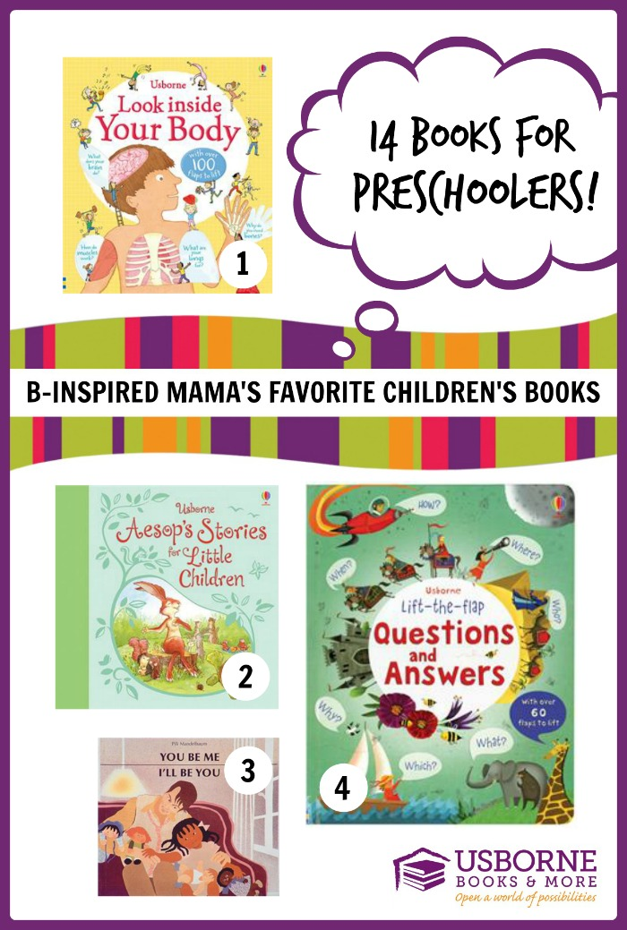 Our Favorite Childrens Books Books For Preschoolers B Inspired Mama