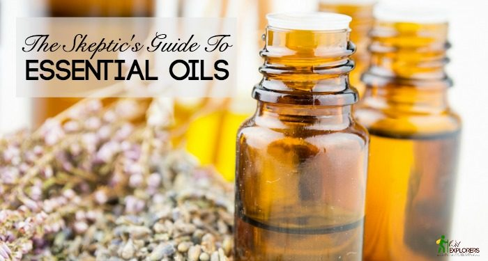 The Skeptics Guide to Essential Oils - with The Oil Explorers Team and B-Inspired Mama