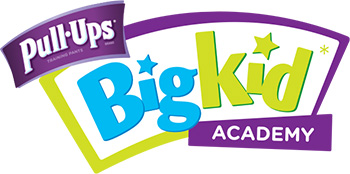 The Pull-Ups Big Kid Academy + Potty Training the First Child versus the Third Child at B-Inspired Mama