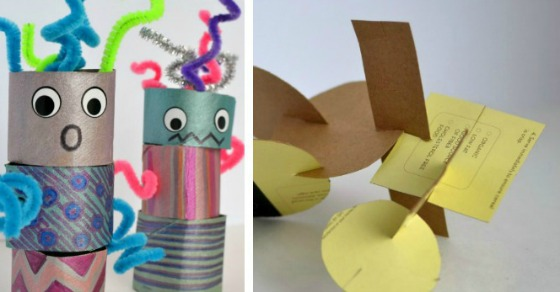 Creative Sculpture Art Projects For Kids B Inspired Mama