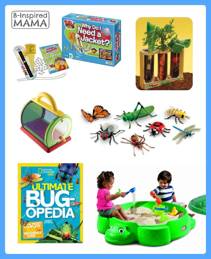 Fun Finds for Kids - Kids Spring Essentials at B-Inspired Mama
