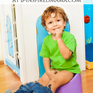 Potty Training – The First Child vs. The Third Child
