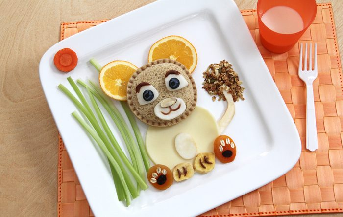 Lion King-Inspired Simba Food Art + More Kids in the Kitchen Fun at B-Inspired Mama