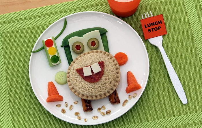Cars-Inspired Tow Mater Food Art + More Kids in the Kitchen Fun at B-Inspired Mama