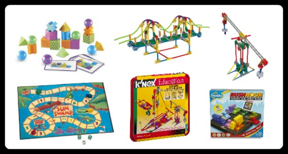 24 of The BEST STEM Toys for Kids - Games and K'NEX at Fun Finds Friday - B-Inspired Mama