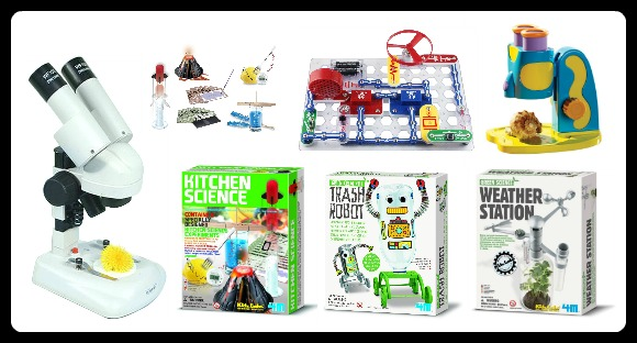 Best Science Toys For Kids : Fun finds for kids the best stem toys