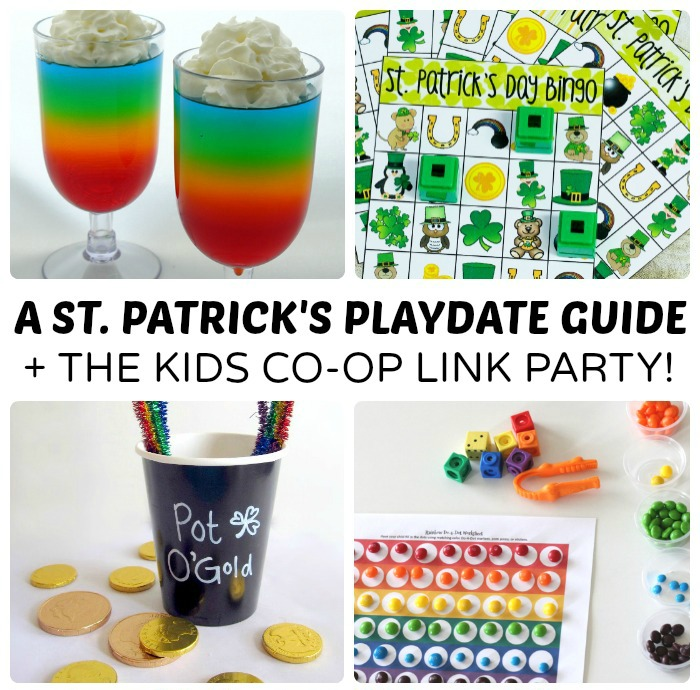 Guide to the Best St. Patrick's Day Playdate