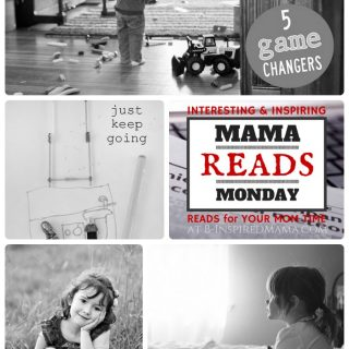 Mama Reads Monday – Silence, Grace, and MORE!