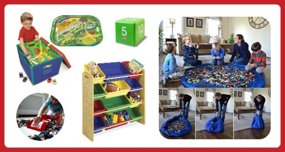 Toys For 11 And Up : Fun finds to help children clean up toys