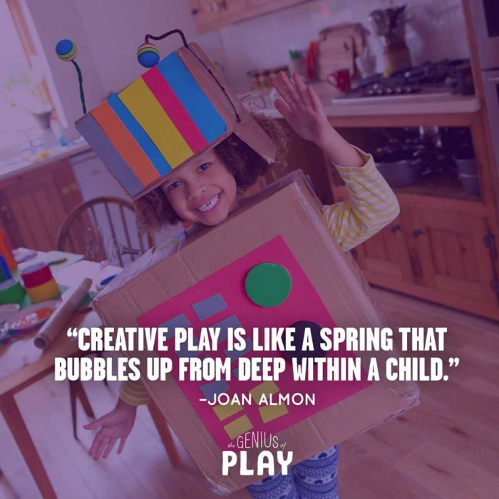Creative Play + Creative Kids and Moms to Follow on Instagram at B-Inspired Mama