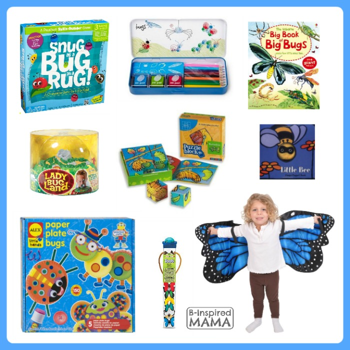 26 Fun Finds for Kids Who Love Insects - Fun Finds Friday - B-Inspired Mama