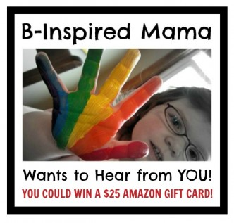 The State of the Mamas Survey + Giveaway at B-Inspired Mama