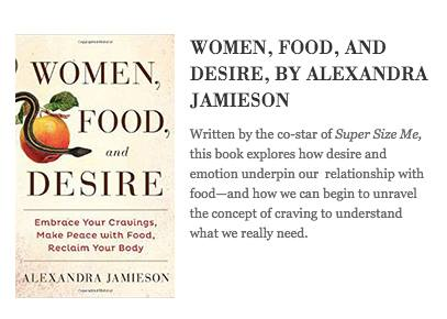Women, Food, and Desire by Alexander Jamieson + My Plan for Dealing with My Food Addiction at B-Inspired Mama