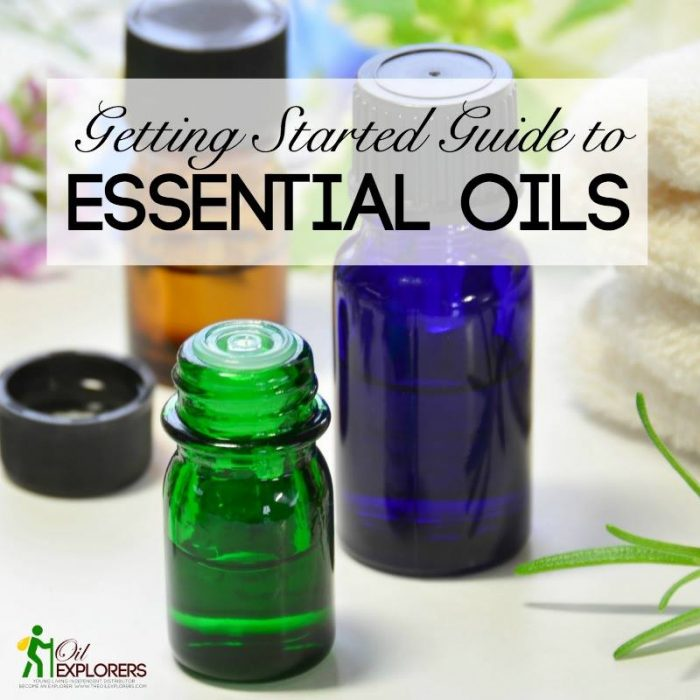 Getting Started with Essential Oils with the Oil Explorers