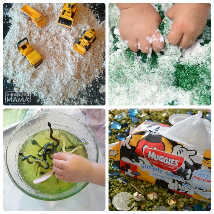 12 Messy Sensory Play Ideas for Kids
