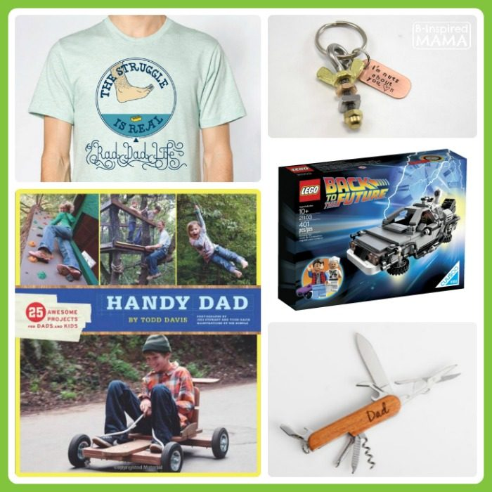17 Fun Finds for Father's Day Gifts - Perfect for Cool Dads - B-Inspired Mama