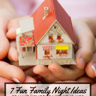 7 Family Home Evening Ideas that are Free and Fun - Made Easy with Papa Johns at B-Inspired Mama