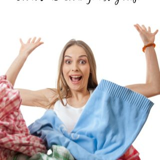 The ONE Simple Laundry Tip That Changed My Life - B-Inspired Mama