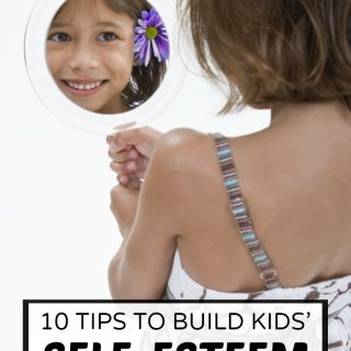 10 Tips from Fellow Moms on How to Build Self-Esteem in Kids - Sponsored by Honey Girls by Build-A-Bear - B-Inspired Mama