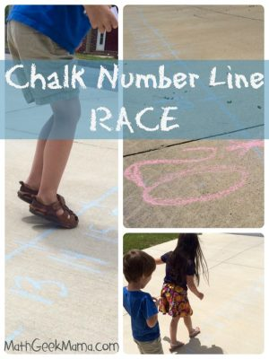 Number-Line-Race