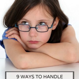 9 Ways to Handle Bored Kids - From the Mouths of Moms at B-Inspired Mama
