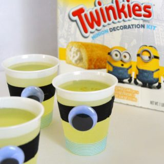 A Fun Kids Snack Full of Minions - at B-Inspired Mama