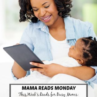 Mama Reads Monday – Being In the Trenches, Productivity, and MORE!