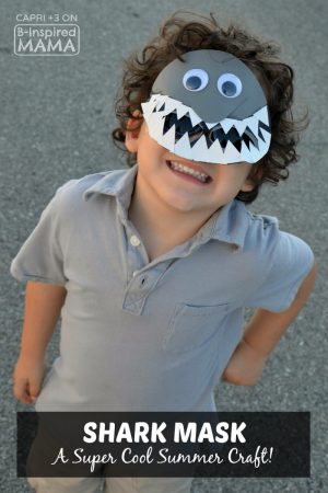 http://b-inspiredmama.com/wp-content/uploads/2015/07/Super-Cool-Shark-Mask-Craft-for-Kids-Perfect-for-Summer-at-B-Inspired-Mama-300x450.jpg