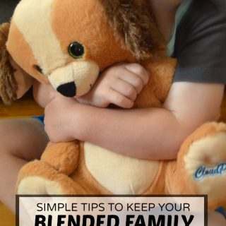 Tips to Keep Your Blended Family Close - Even While Apart - B-Inspired Mama