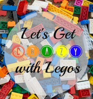 Creative LEGO Challenge Game