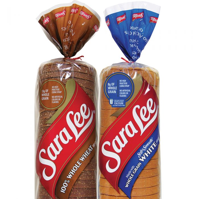 Sara Lee Bread + 15 Fun Lunch Box Ideas at B-Inspired Mama