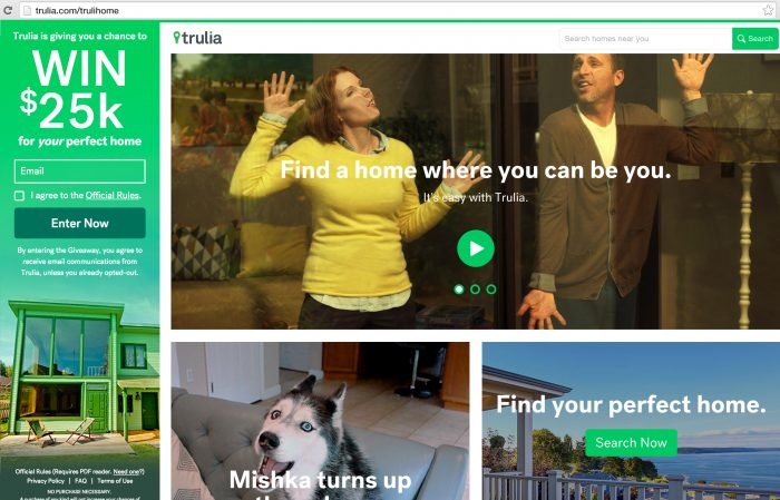 The #TruliHome Giveaway + Home Selling and Buying Tips When You Have Kids at B-Inspired Mama