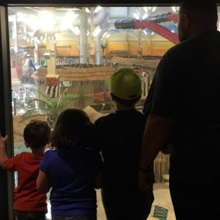 Our Kalahari Indoor Water Park Adventure + A Vacation Giveaway