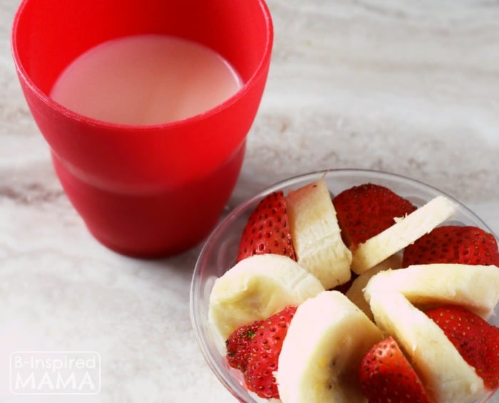 Perfect Kids Snacks to Pair with Milk - Fruit - B-Inspired Mama