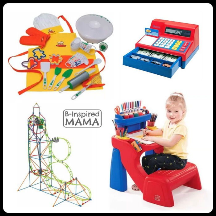10 Awesome Educational Toys - A Holiday Gift Guide with CyberMonday at B-Inspired Mama