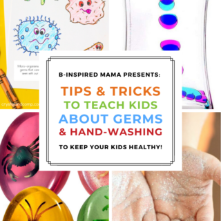 Fun Resources & Ideas for Teaching Kids Handwashing and Personal Hygiene!