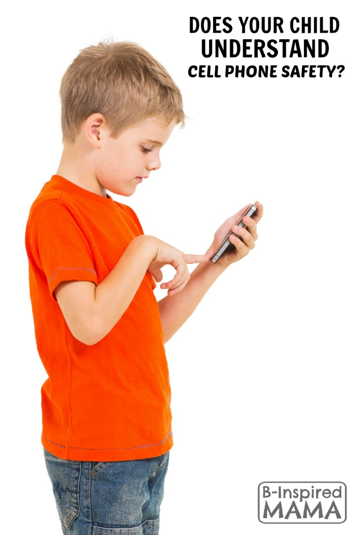 When Should Kids Get Cell Phones - Things to Consider - B-Inspired Mama