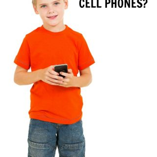 When Should Kids Get Cell Phones - Things to Consider in Your Decision - B-Inspired Mama