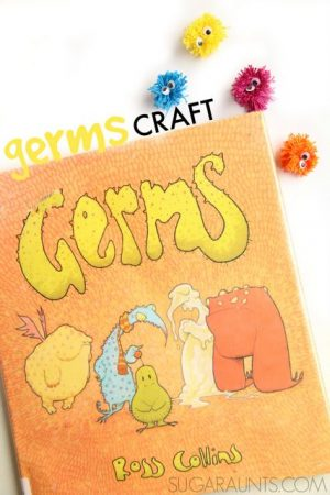 Germs Craft for Kids